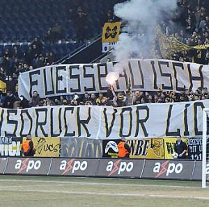 Fotos FC Luzern – YB