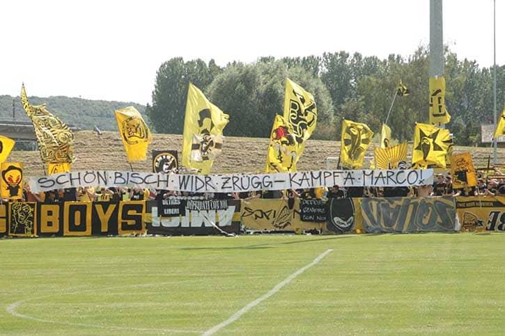 Fotos FC Bavois – YB