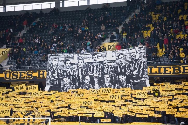 Fotos YB – FC Lugano