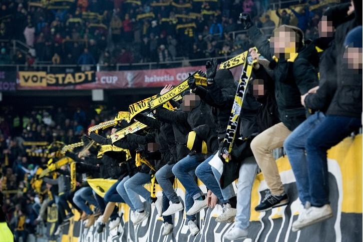 Fotos YB – FC Basel Cup