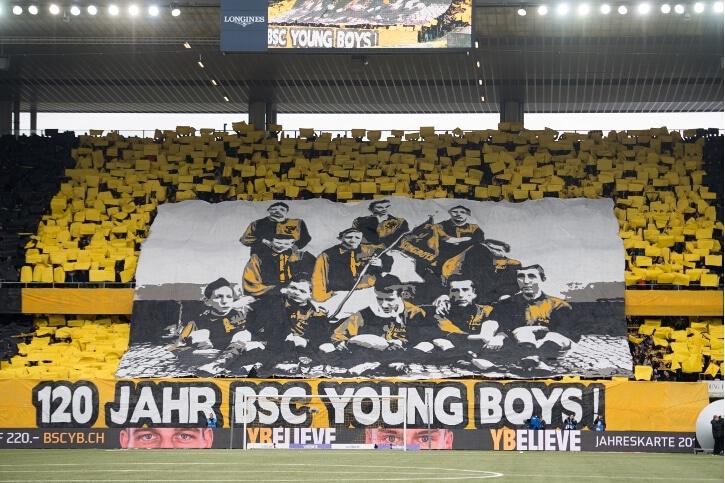 Fotos YB – FC Basel