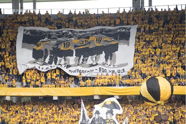 Fotos BSC YB – FC Zürich Cup