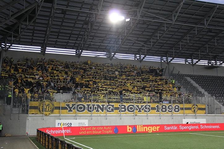 Fotos FC Schaffhausen – BSC YB