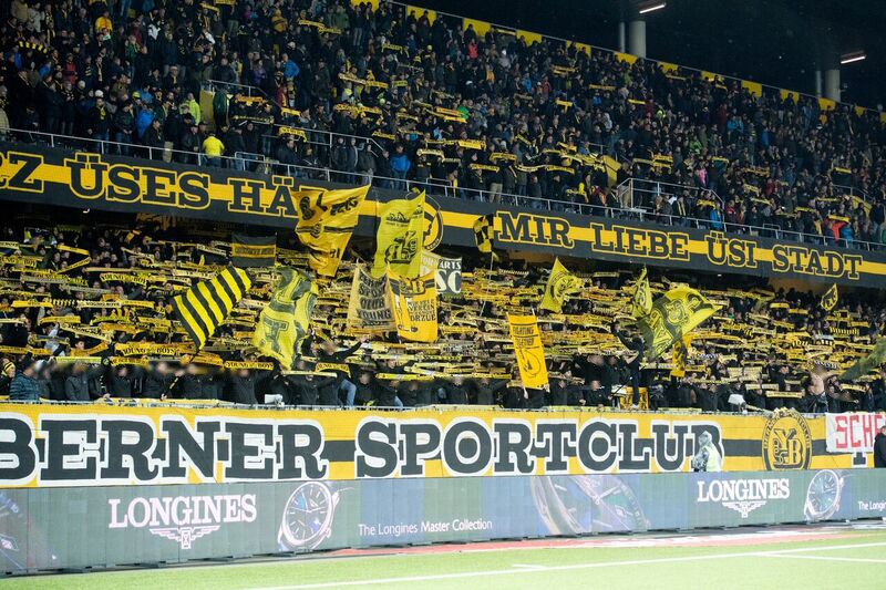 Fotos BSC YB – FC Sion