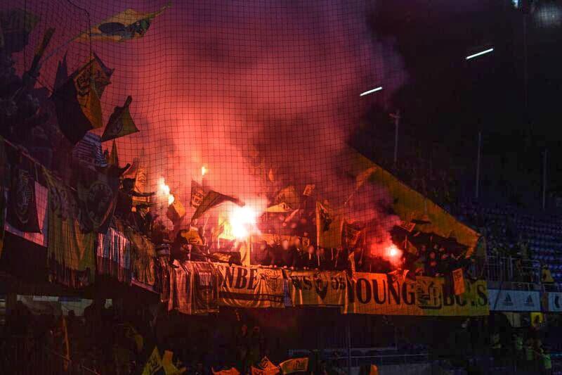 Fotos FC Basel – BSC YB