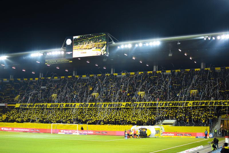 Fotos BSC YB – FC Lugano