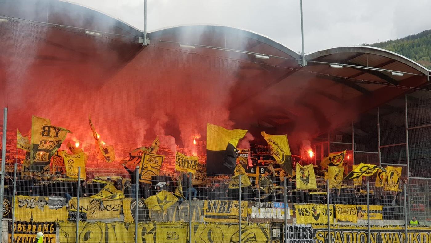 Fotos FC Sion – BSC YB