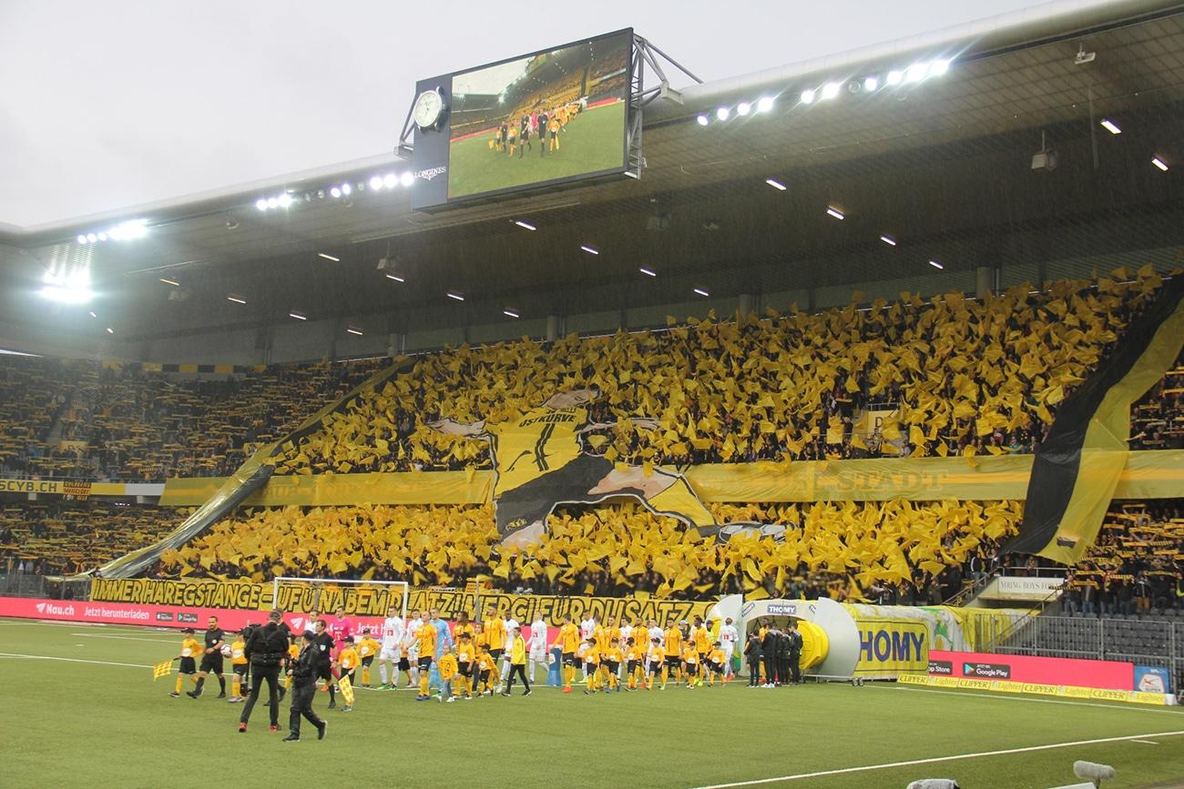Fotos BSC YB – FC Luzern