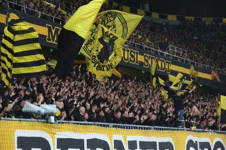 Fotos BSC YB – Feyenoord Rotterdam