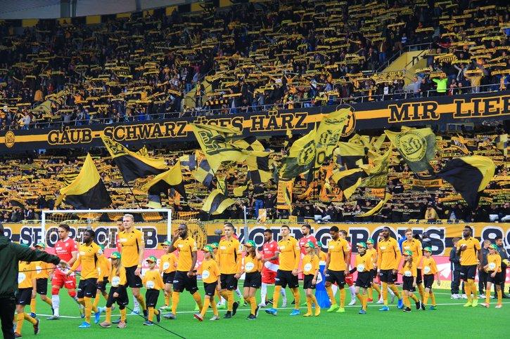 Fotos BSC YB – FC Thun