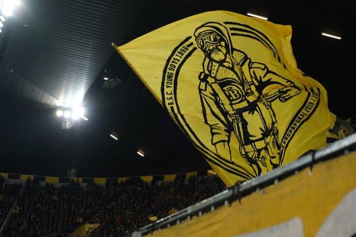 Fotos BSC YB – FC Porto