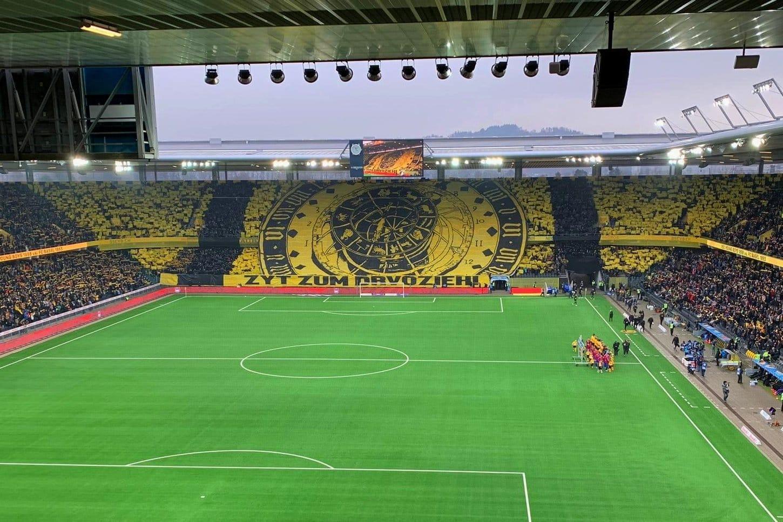 Fotos BSC YB – FC Basel