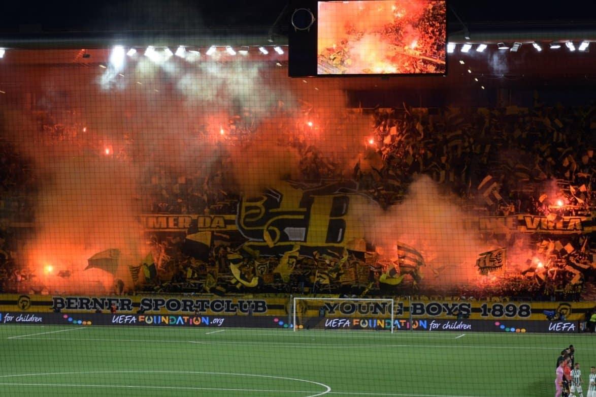 Fotos BSC YB – Ferencváros Budapest